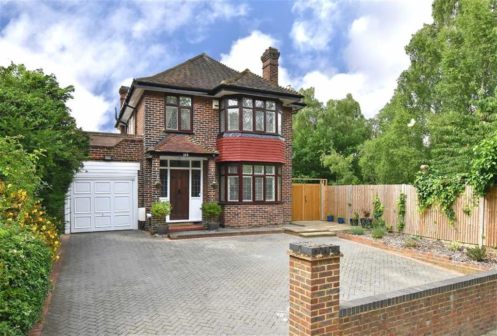 3 Bedrooms Detached House for sale in New Street Hill, Bromley, Kent