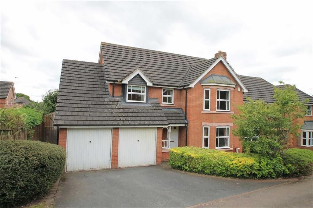4 Bedrooms Detached House for sale in St Milborough Close, Ludlow