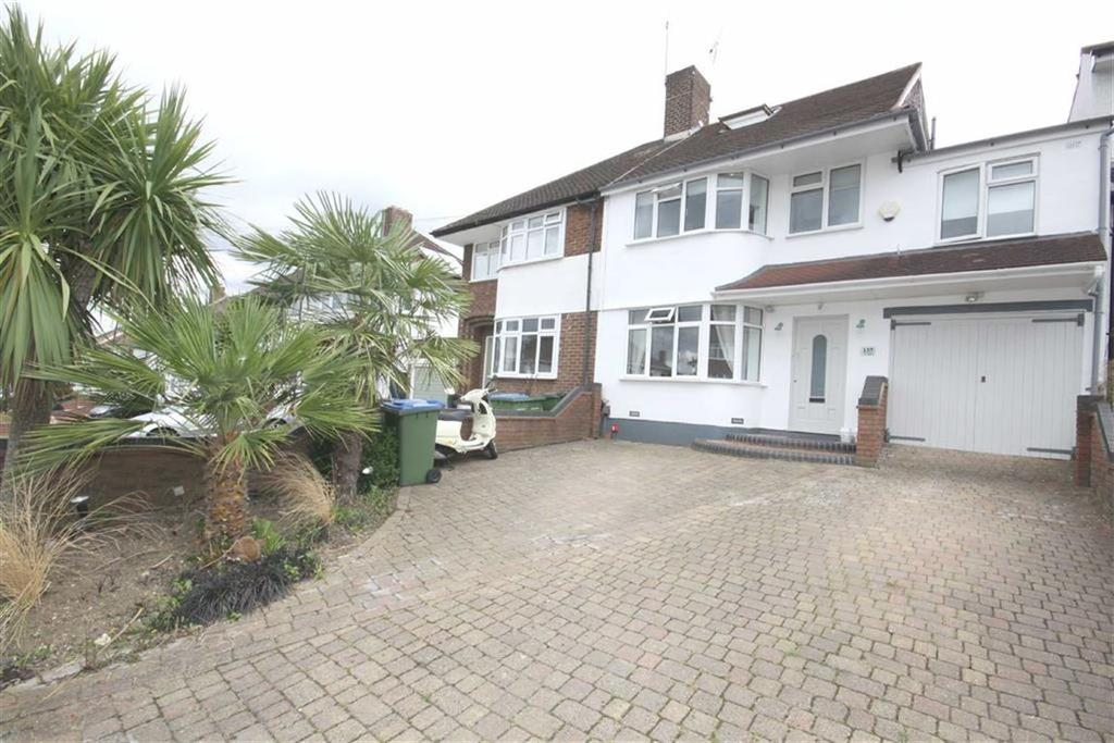 5 Bedrooms Semi Detached House for sale in Brownspring Drive, New Eltham