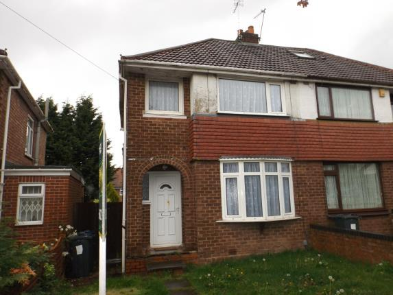 3 Bedrooms Semi Detached House for sale in Edenhurst Road, Longbridge, Birmingham B31