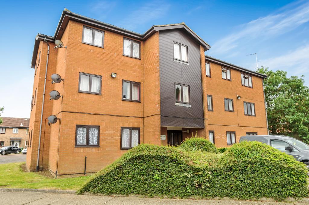 1 Bedroom Flat for sale in Peterborough PE2