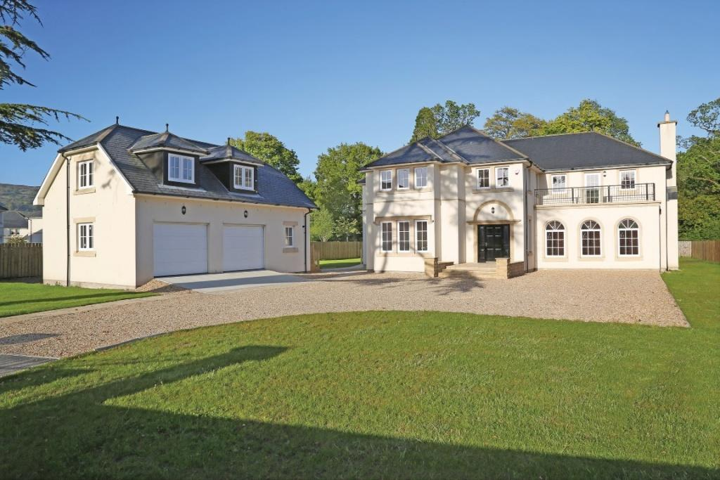 5 Bedrooms Detached Villa House for sale in Plot 18 Mar Hall Avenue, Bishopton, PA7 5NW