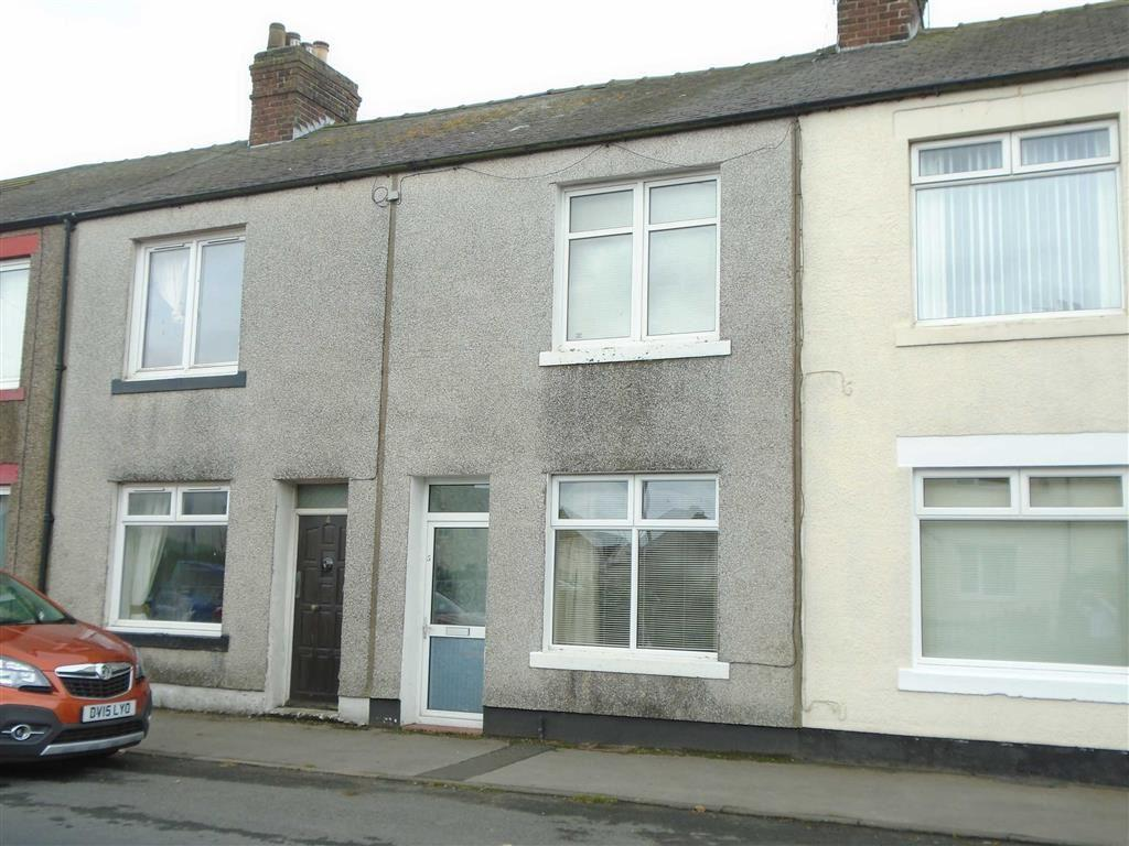 2 Bedrooms Terraced House for sale in Golf Terrace, Silloth, Wigton, Cumbria