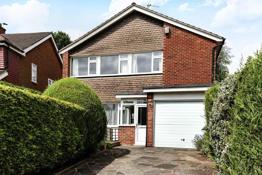 4 Bedrooms Detached House for sale in Keston Gardens, Keston, BR2