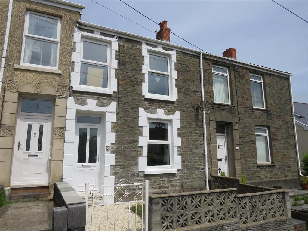 3 Bedrooms Terraced House for sale in Tre Buan, Llanelli