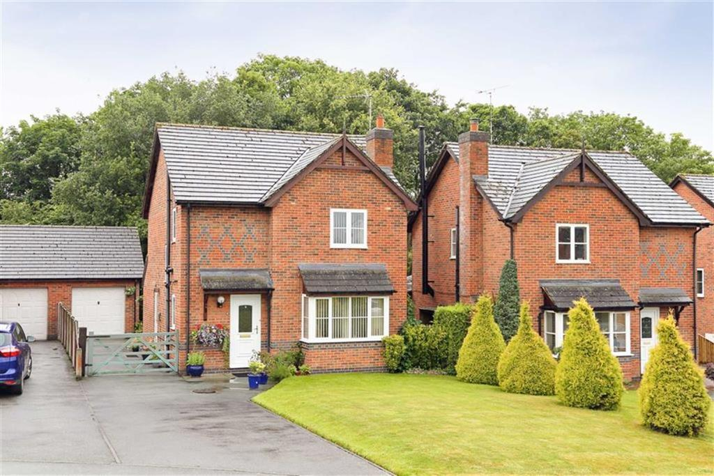 3 Bedrooms Detached House for sale in Striga Bank, Hanmer, SY13