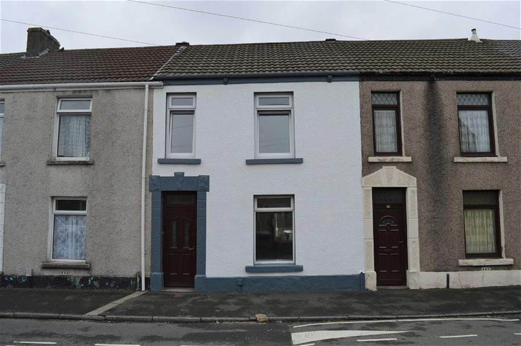 3 Bedrooms Terraced House for sale in Siloh Road, Swansea, SA1