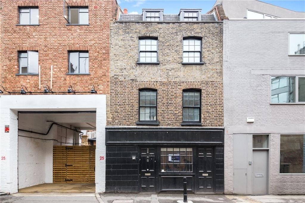 3 Bedrooms Terraced House for sale in Holywell Row, City, London, EC2A