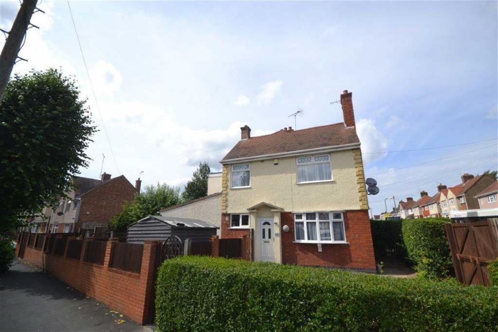 3 Bedrooms End Of Terrace House for sale in Westbury Road, Stockingford, Nuneaton