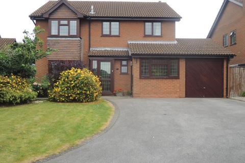 4 bedroom detached house to rent - Ledbury Way, Walmley, B76 1EH