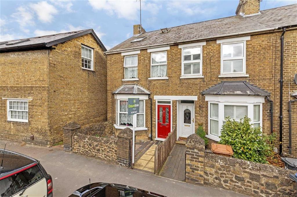 3 Bedrooms End Of Terrace House for sale in Star Street, Ware, Hertfordshire, SG12