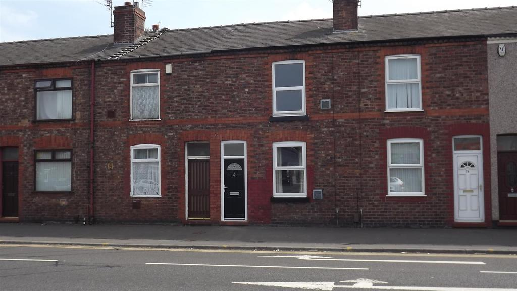 2 Bedrooms Terraced House for sale in Thelwall Lane, Latchford