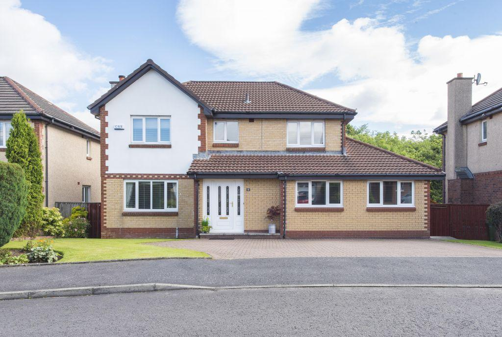 4 Bedrooms Detached Villa House for sale in 10 Smeaton Drive, Bishopbriggs, Glasgow, G64 3BF