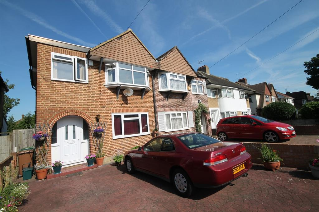 3 Bedrooms Semi Detached House for sale in Park Road, Ashford, Surrey