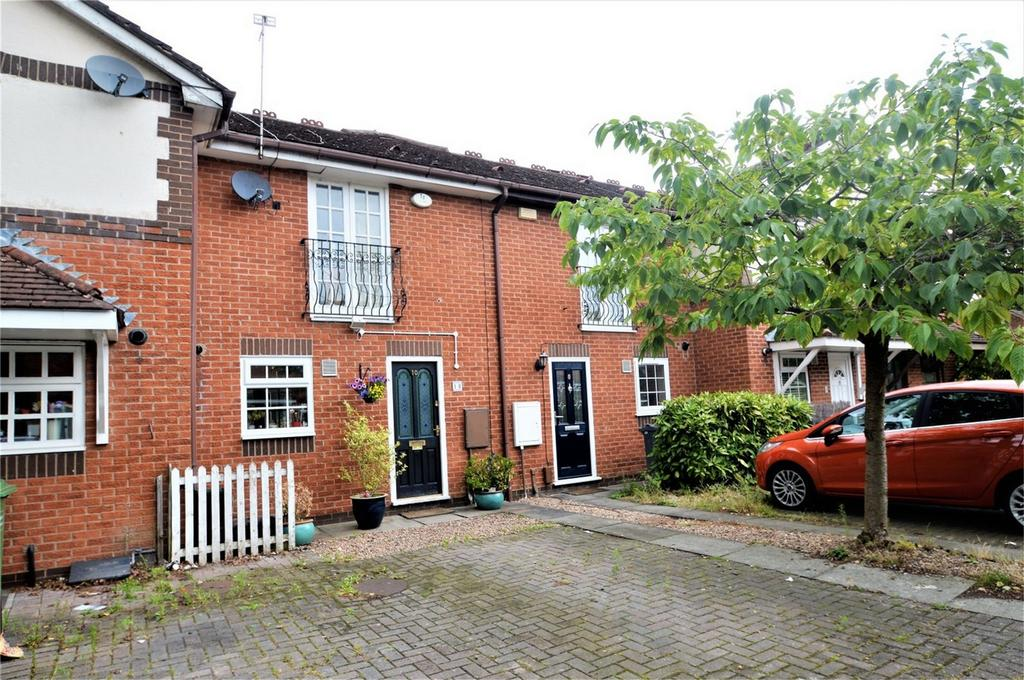 3 Bedrooms Terraced House for sale in Keats Mews, MANCHESTER