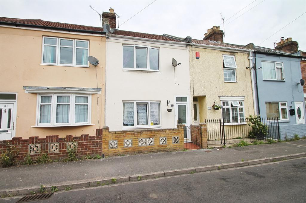 2 Bedrooms Terraced House for sale in Zetland Road, Gosport, Hampshire
