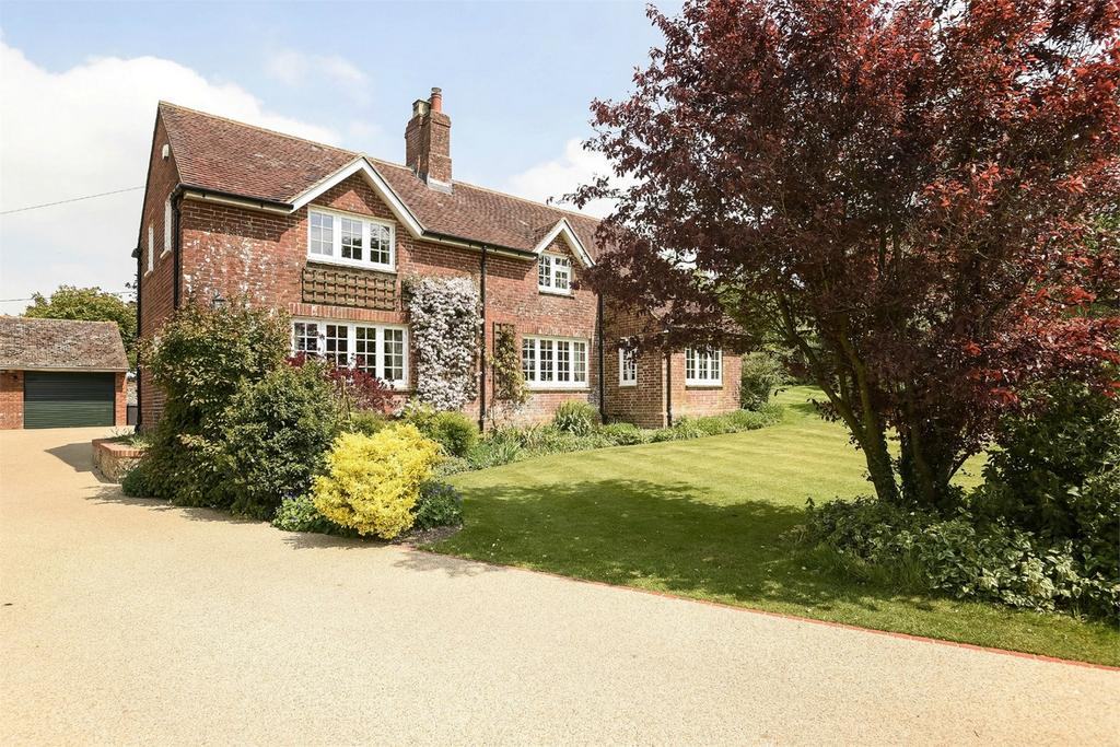 5 Bedrooms Detached House for sale in Hayden Lane, Warnford, Hampshire
