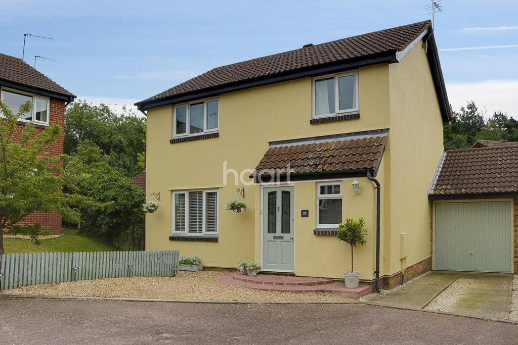 4 Bedrooms Detached House for sale in Wilbye Close