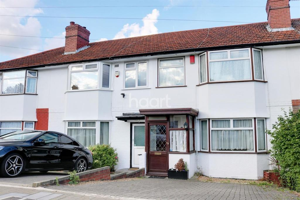 2 Bedrooms Terraced House for sale in Dale Avenue, HA8