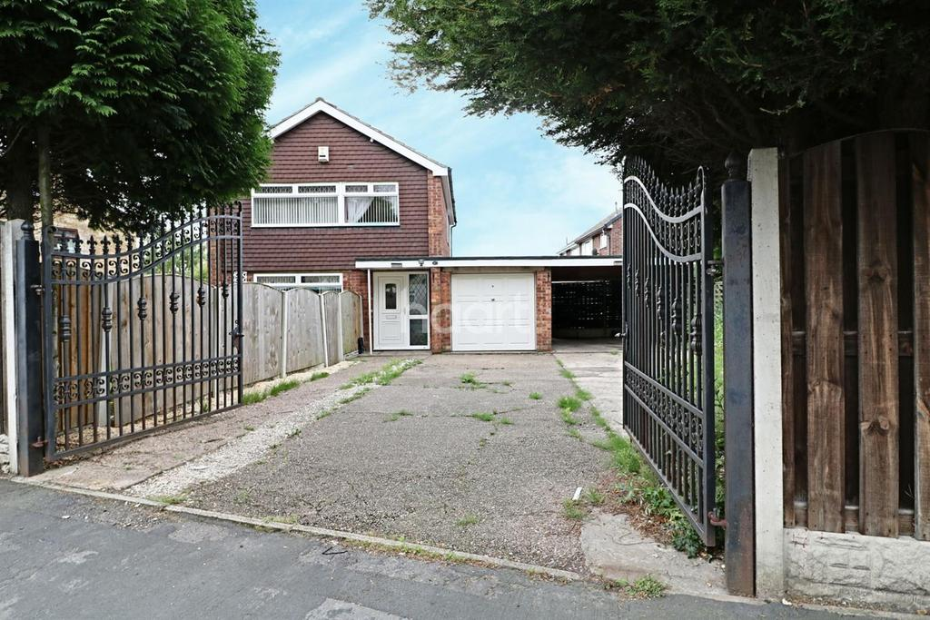 3 Bedrooms Detached House for sale in Ash Hill Crescent, Hatfield