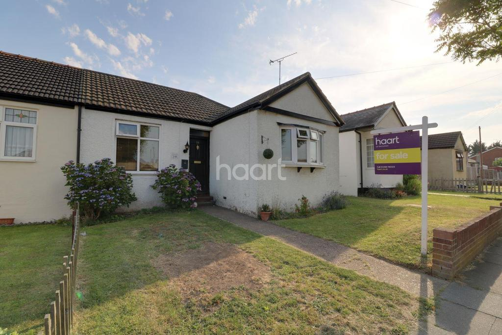 3 Bedrooms Bungalow for sale in Leighfields Road, Eastwood