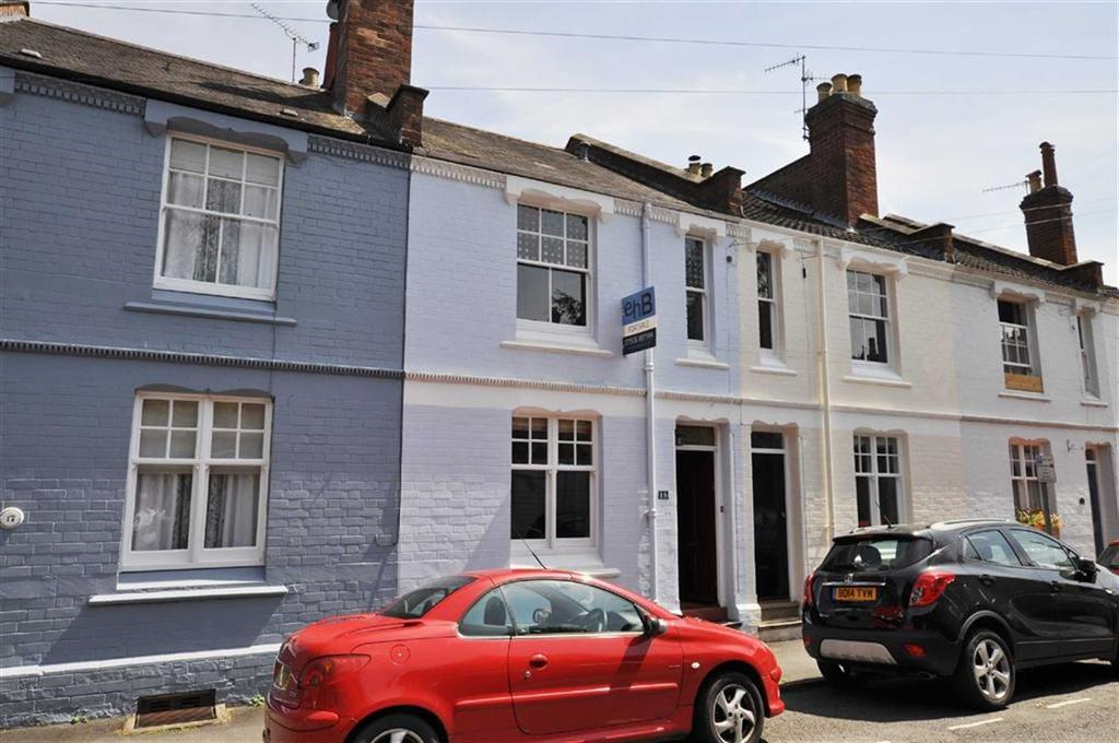 3 Bedrooms Terraced House for sale in Woodbine Street, Leamington Spa