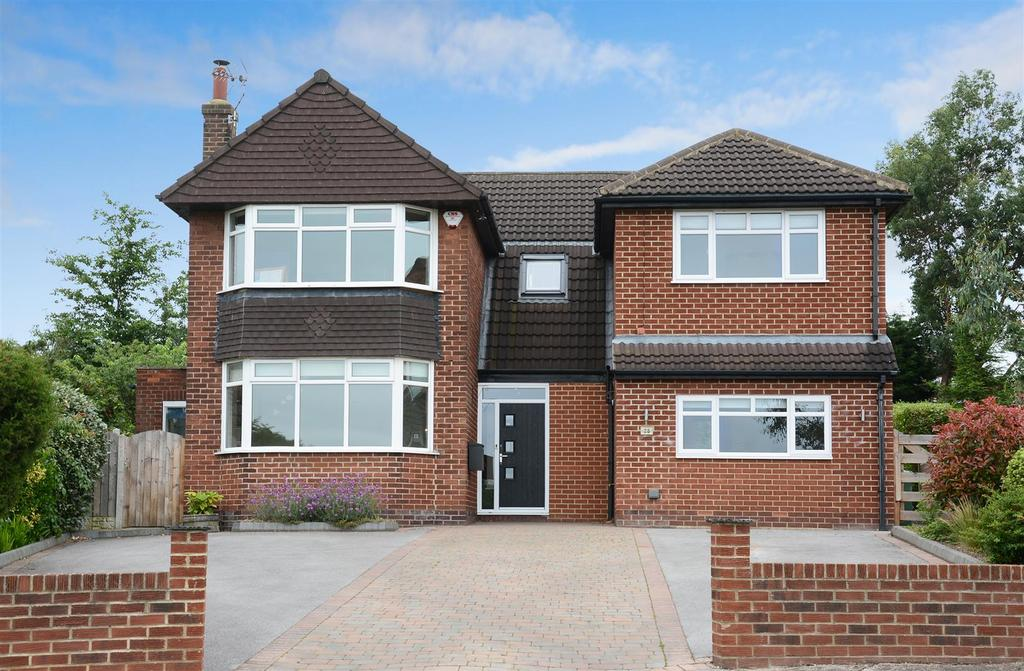 5 Bedrooms Detached House for sale in West End Close, Horsforth