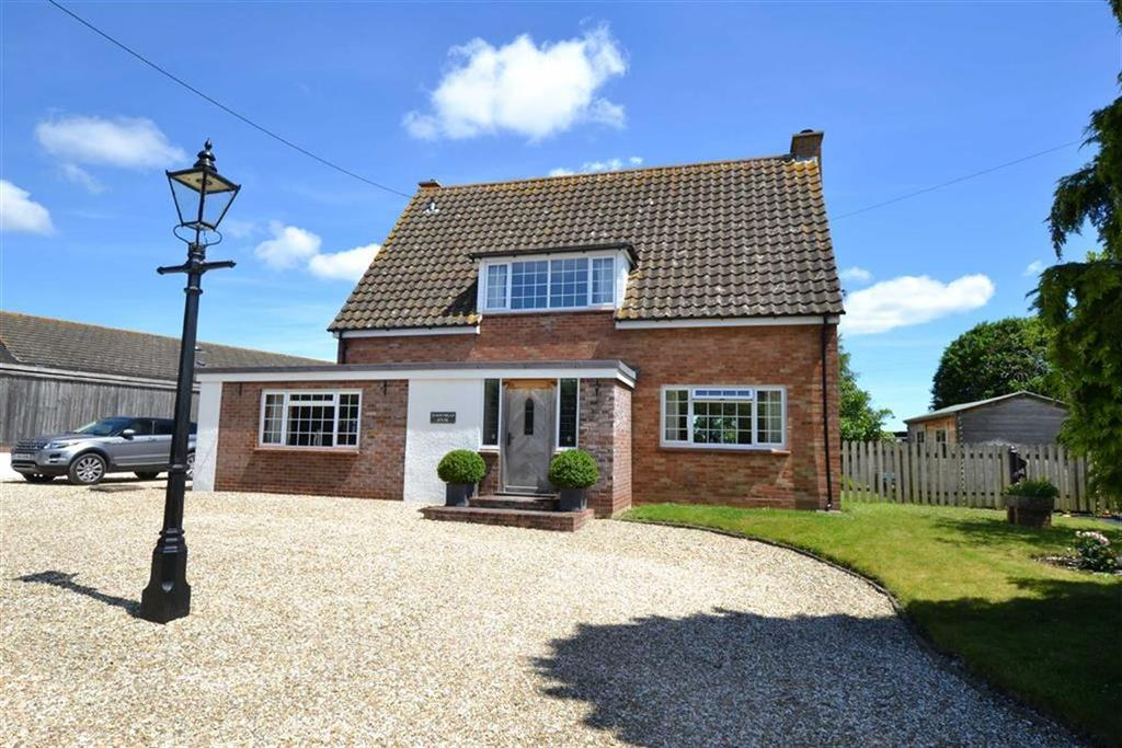 3 Bedrooms Detached House for sale in Meads Droveway, Creech Heathfield, Taunton, Somerset, TA3
