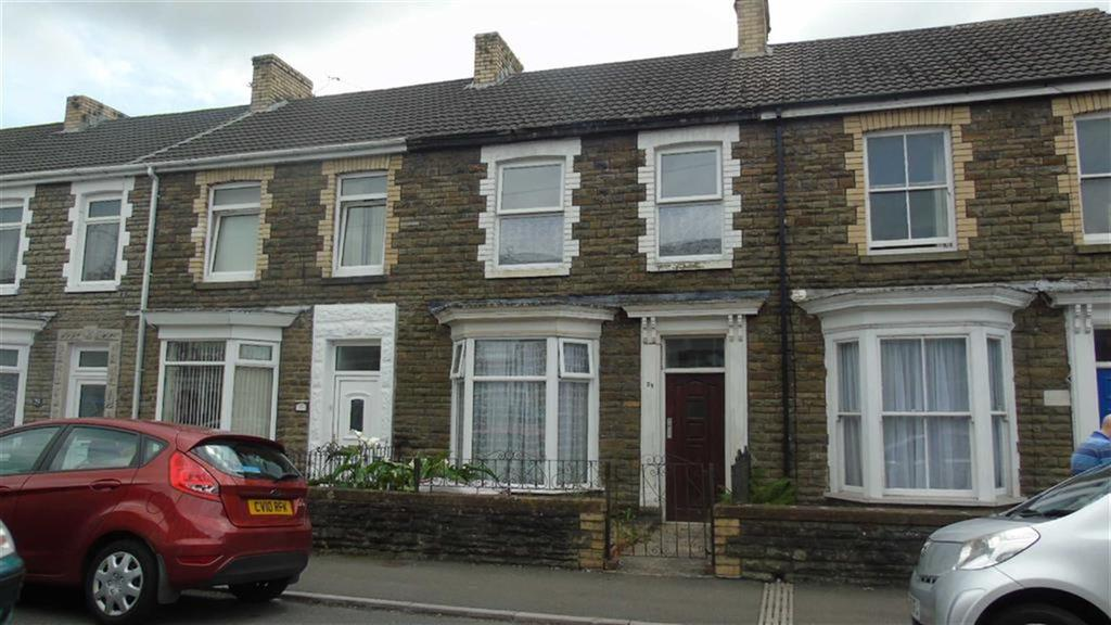 3 Bedrooms Terraced House for sale in Harle Street, Neath, SA11
