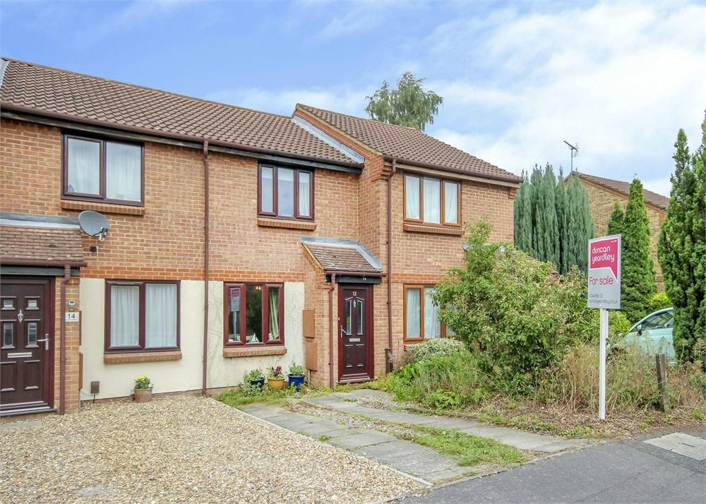 2 Bedrooms Terraced House for sale in Upavon Gardens, Forest Park, Bracknell, Berkshire
