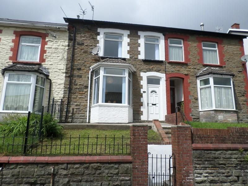 4 Bedrooms Terraced House for sale in Turberville Road, Porth
