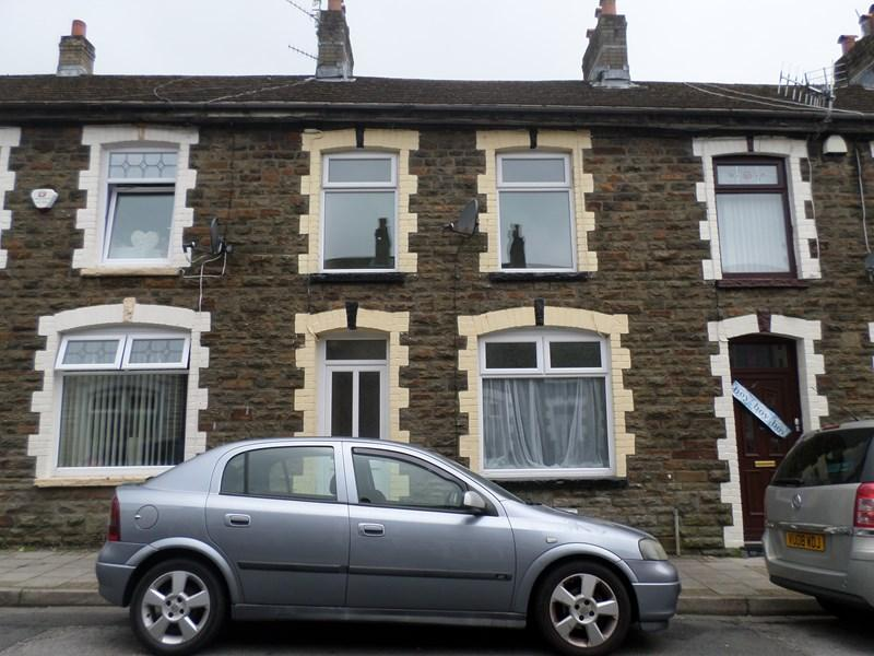 3 Bedrooms Terraced House for sale in James Street, Maerdy, Ferndale