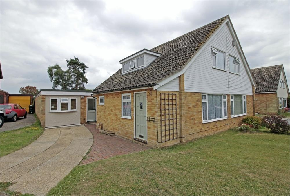 4 Bedrooms Semi Detached House for sale in D'arcy Way, Tolleshunt D'arcy, MALDON, Essex