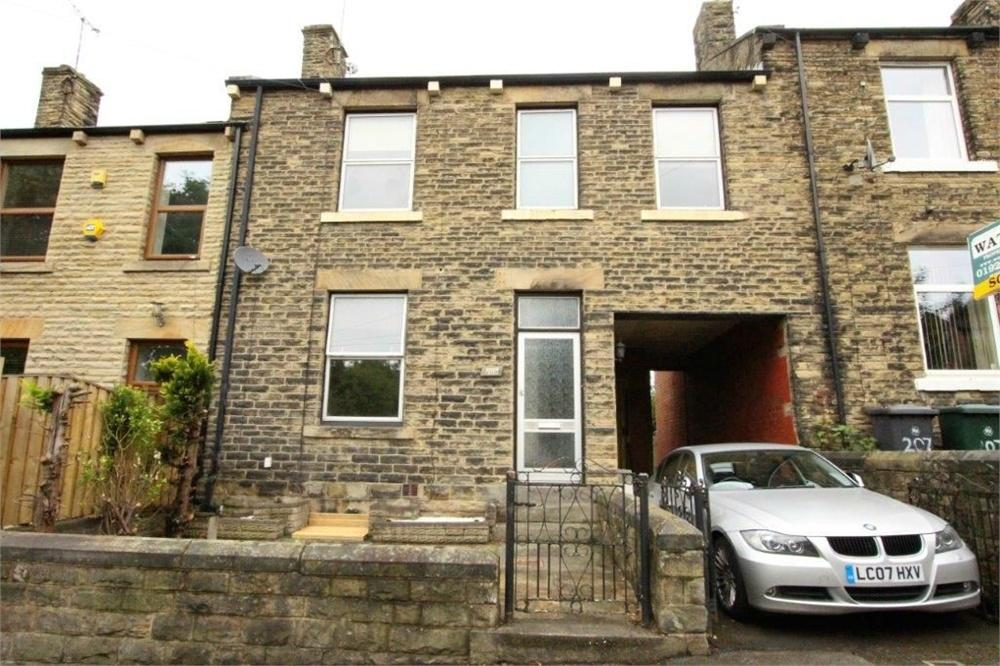 2 Bedrooms Terraced House for sale in Ealand Road, BATLEY, West Yorkshire