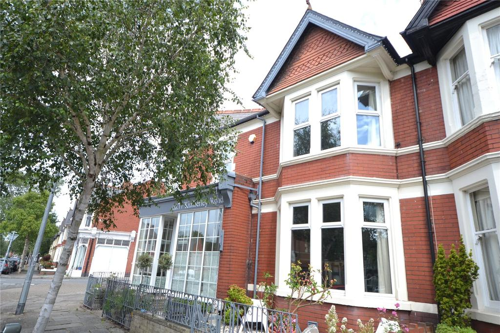 4 Bedrooms End Of Terrace House for sale in Kimberley Road, Penylan, Cardiff, CF23