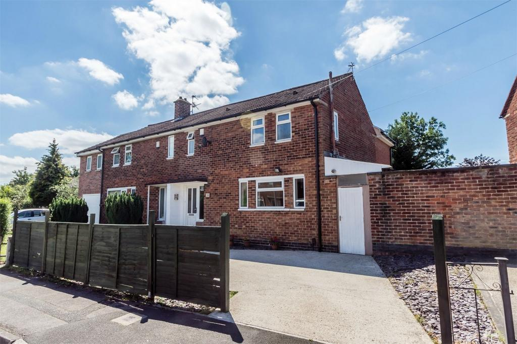 3 Bedrooms Semi Detached House for sale in The Reeves, Acomb, YORK