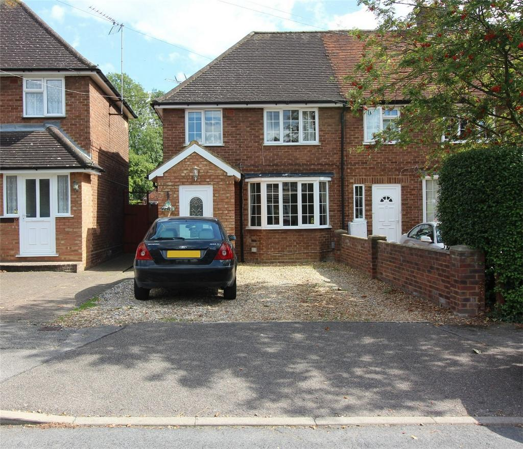 3 Bedrooms End Of Terrace House for sale in Hampden Road, Hitchin, Hertfordshire
