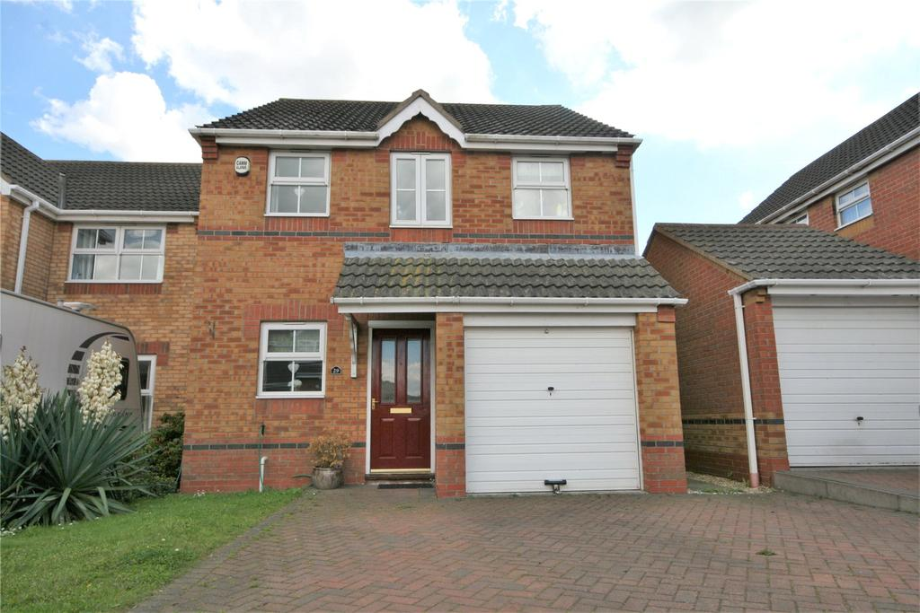 3 Bedrooms Detached House for sale in Vincent Road, Scartho Top, DN33