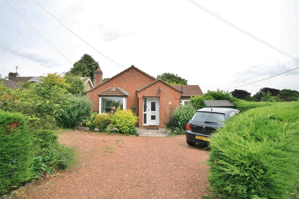 3 Bedrooms Detached Bungalow for sale in South Parade, Caythorpe, NG32