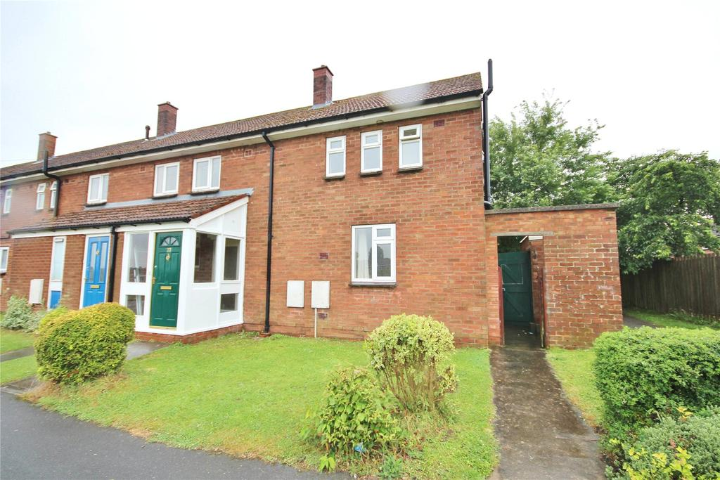 3 Bedrooms End Of Terrace House for sale in Bettesworth Road, Hemswell Cliff, DN21