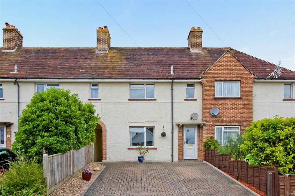 3 Bedrooms Terraced House for sale in Crossway, Lewes, East Sussex