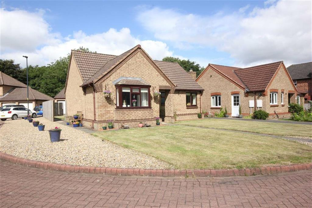 2 Bedrooms Detached Bungalow for sale in Birch Close, Scotton, North Yorkshire