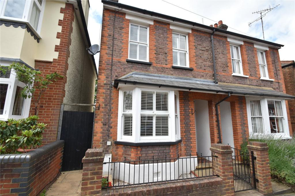 3 Bedrooms Semi Detached House for sale in Dalton Street, St. Albans, Hertfordshire