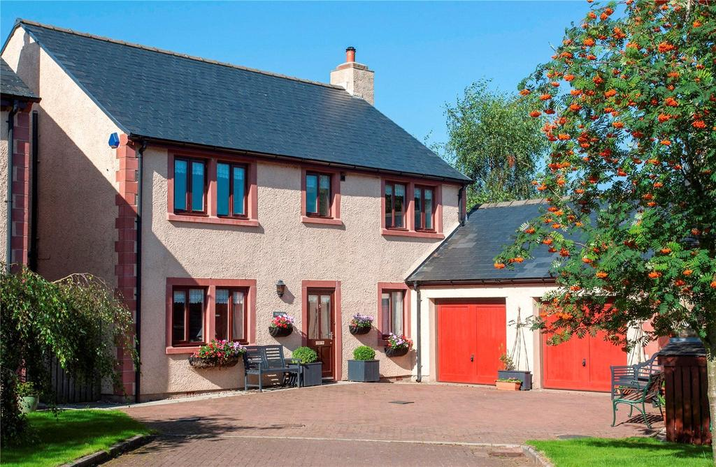 4 Bedrooms Detached House for sale in Townhead Court, Melmerby, Penrith, Cumbria, CA10