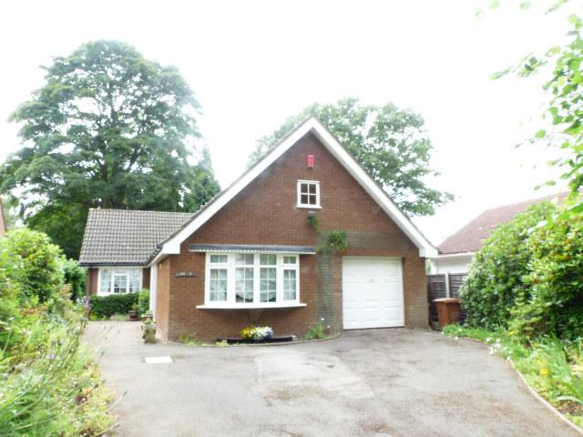 3 Bedrooms Detached Bungalow for sale in Middleton Road,Streetly,Sutton Coldfield