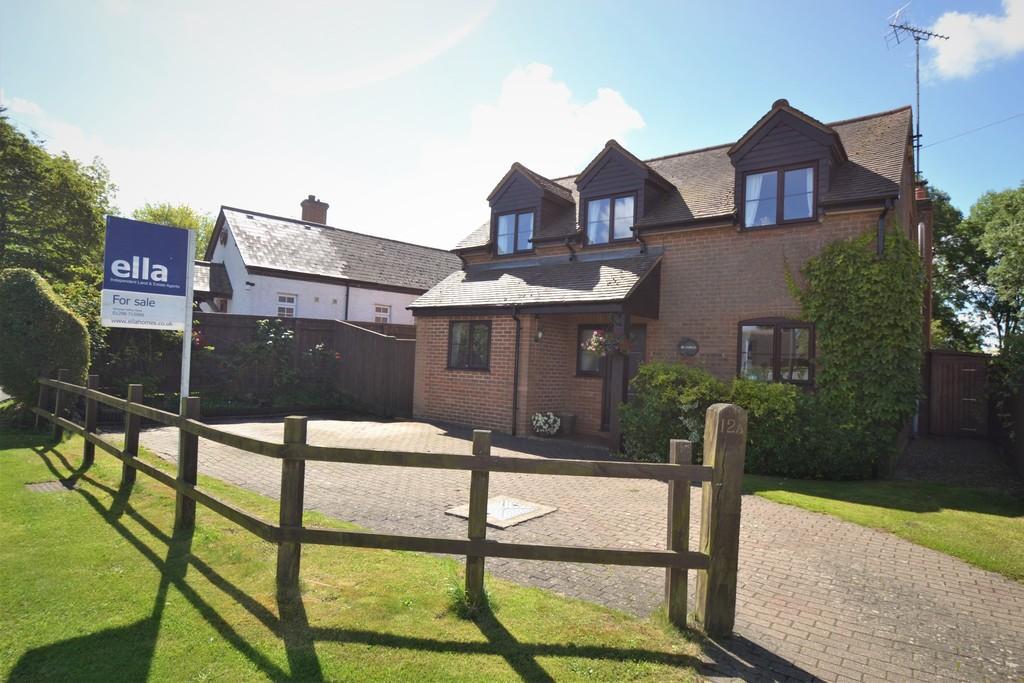 4 Bedrooms Detached House for sale in Mursley Road, Little Horwood