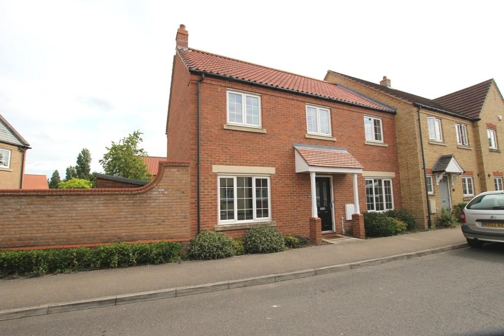 4 Bedrooms End Of Terrace House for sale in Highfield Drive, Littleport