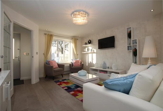 3 Bedrooms Link Detached House for sale in Heather Gardens, Off Back Lane,, Hethersett,, Norwich,