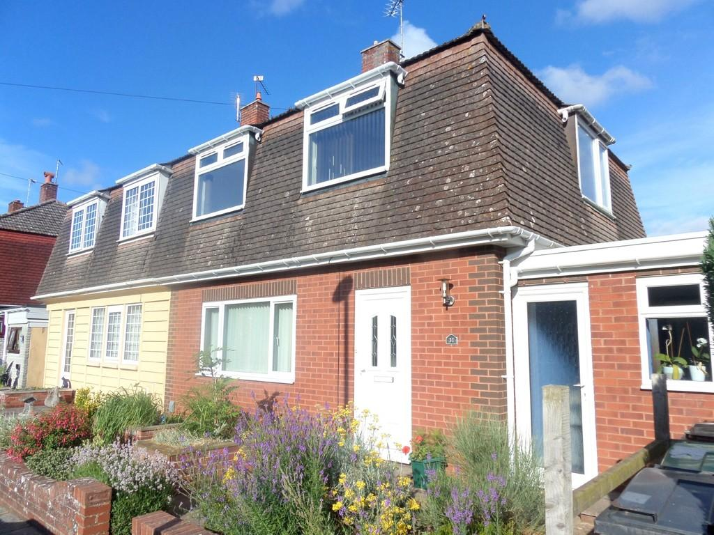 3 Bedrooms Semi Detached House for sale in Glasshouse Lane, Exeter