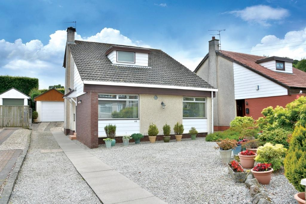 3 Bedrooms Detached House for sale in 65 Balmoral Road, Elderslie, PA5 9RA